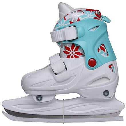 Lední brusle - dětské brusle 3009 nastavitelné velikost (obuv / ponožky): EU 38-41