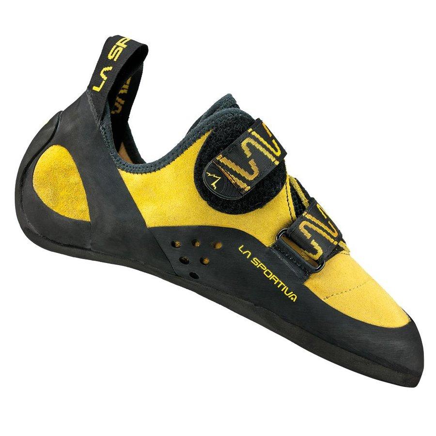 Černo-žluté pánské lezečky La Sportiva