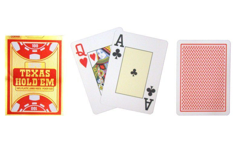 Karty - Copag Copag Gold 2075 Poker karty Red
