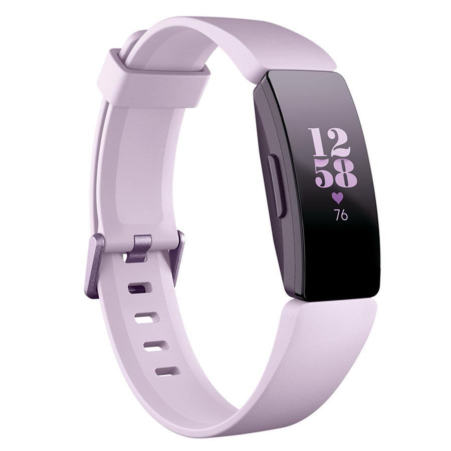 Fialový fitness náramek Inspire, Fitbit