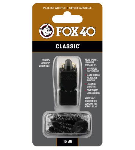Píšťalka pro rozhodčího Fox 40