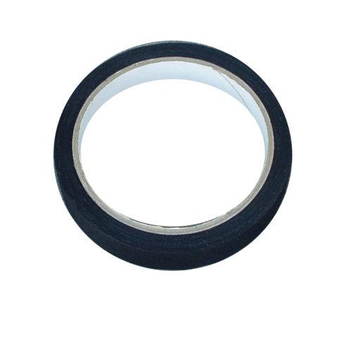 Hokejová omotávka - Acra Sportpáska (textilní páska) na hokejky 2 cm x 10m Barva: černá
