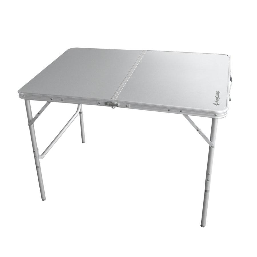 Rozkládací kempingový stůl KING CAMP - délka 100 cm, šířka 70 cm a výška 68 cm