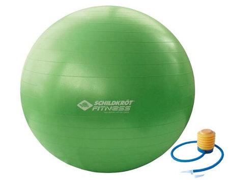 Zelený gymnastický míč Schildkröt - průměr 85 cm