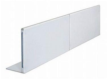 Florbalový mantinel - IFF Florbalové mantinely 40 x 20 m RSA bílé