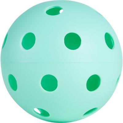 Modrý florbalový míček 100, Oroks
