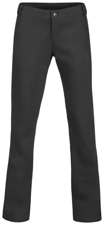 Černé dámské kalhoty Alpine Pro
