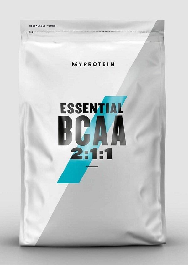 BCAA - Essential BCAA 2: 1: 1 - MyProtein 250 g Peach & Mango