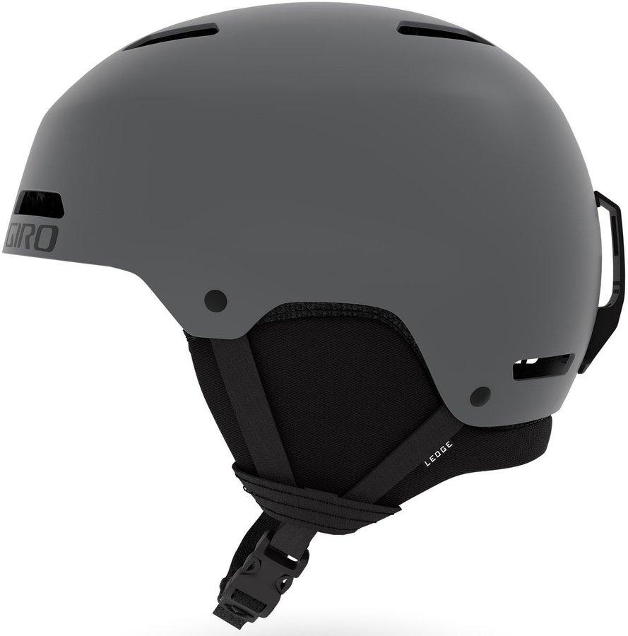 Šedá pánská helma na snowboard Giro - velikost M