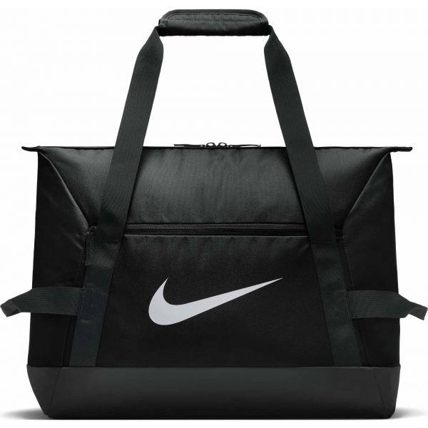 Černá fotbalová taška Nike - objem 42 l