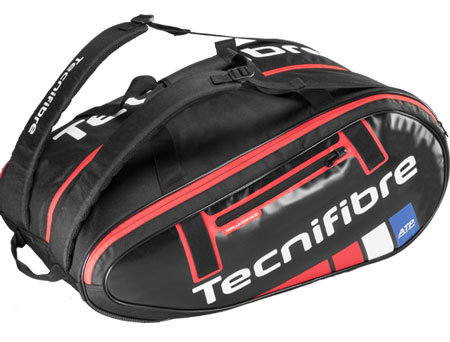 Černá tenisová taška Team Endurance, Tecnifibre
