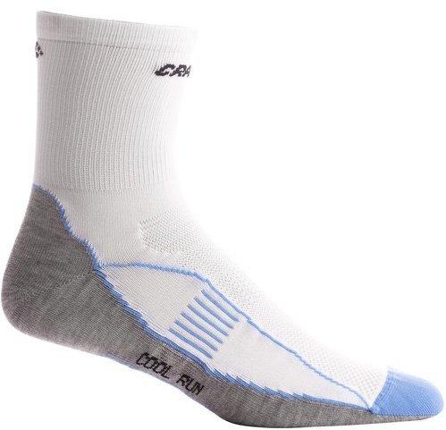 Bílé běžecké ponožky Cool Run, Craft