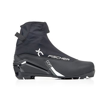 Černé pánské boty na běžky Fischer - velikost 46 EU