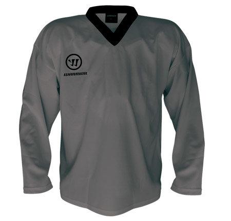 Černý tréninkový hokejový dres - senior Warrior