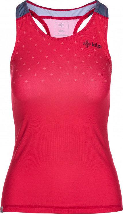 Růžový dámský cyklistický dres Kilpi