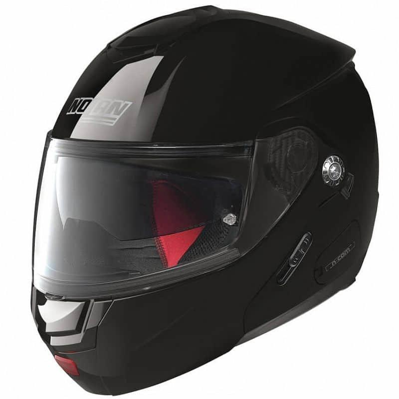 Černá helma na motorku Nolan - velikost 53-54 cm