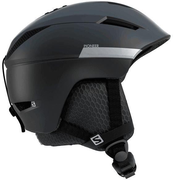 Černá dámská lyžařská helma Salomon - velikost 62-64 cm