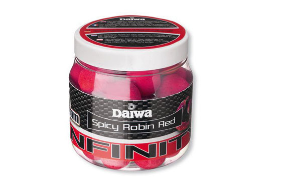 """Plovoucí boilies Daiwa """"Robin Red"""" - průměr 20 mm"""