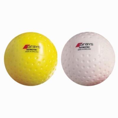 Bílý míček na pozemní hokej GRAYS