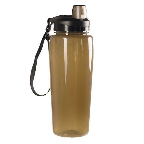 Láhev na pití - Láhev na pití plastová 0,6l COYOTE PRŮHLEDNÁ