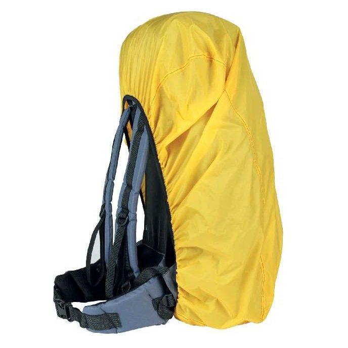 Zelená pláštěnka na batoh Ferrino - objem 45-90 l