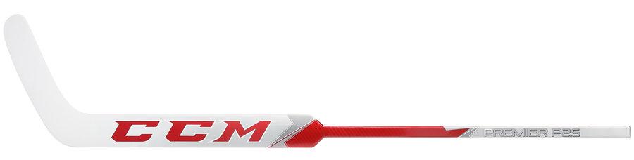 Levá brankářská hokejka - senior PREMIER P2.5 Composite, CCM - délka 66 cm
