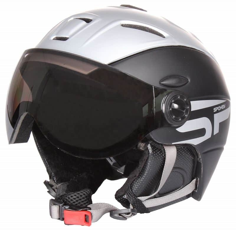 Lyžařská helma Spokey