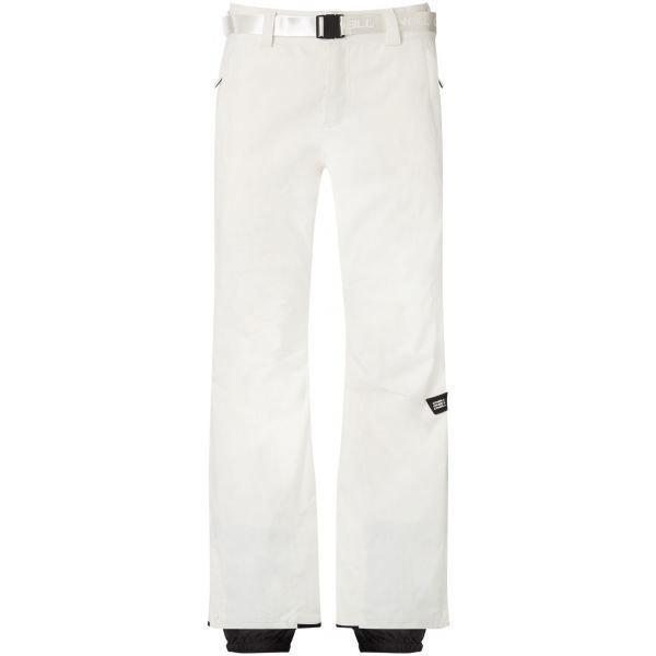 Bílé dámské snowboardové kalhoty O'Neill