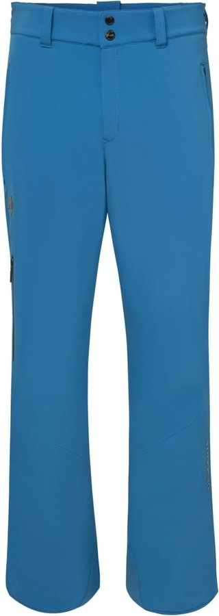 Modré pánské lyžařské kalhoty Descente - velikost 60