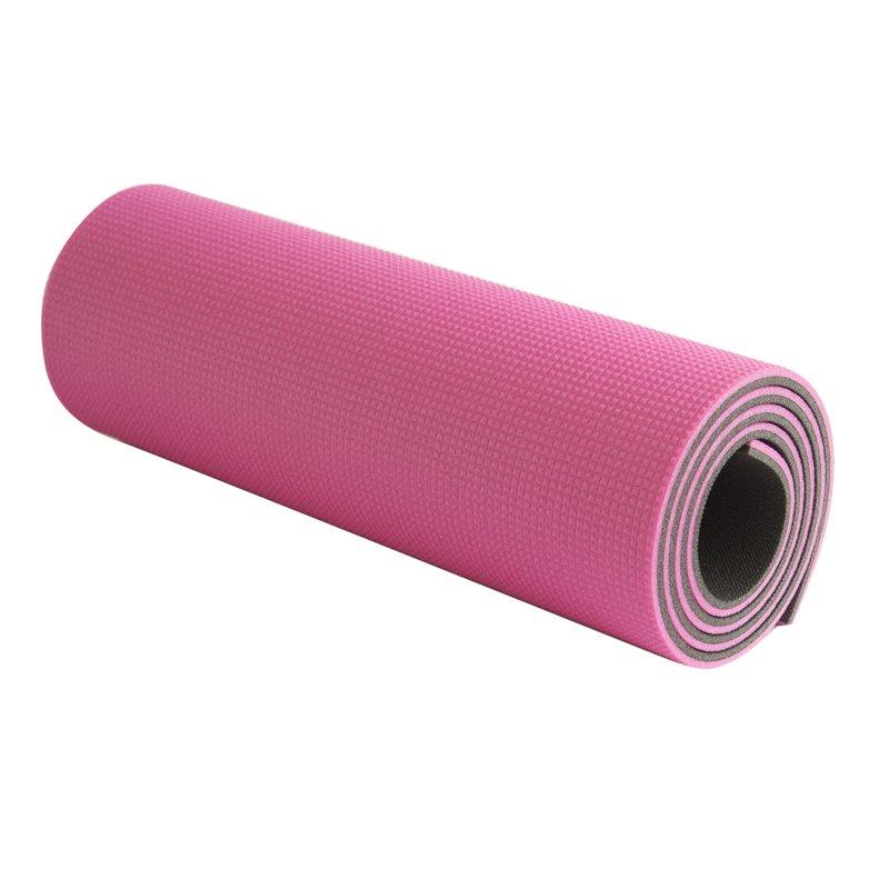 Růžová karimatka Yate - tloušťka 1 cm