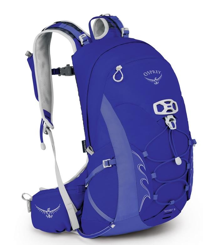 Batoh - Osprey Tempest 9 II - iris blue Velikosti: S/M
