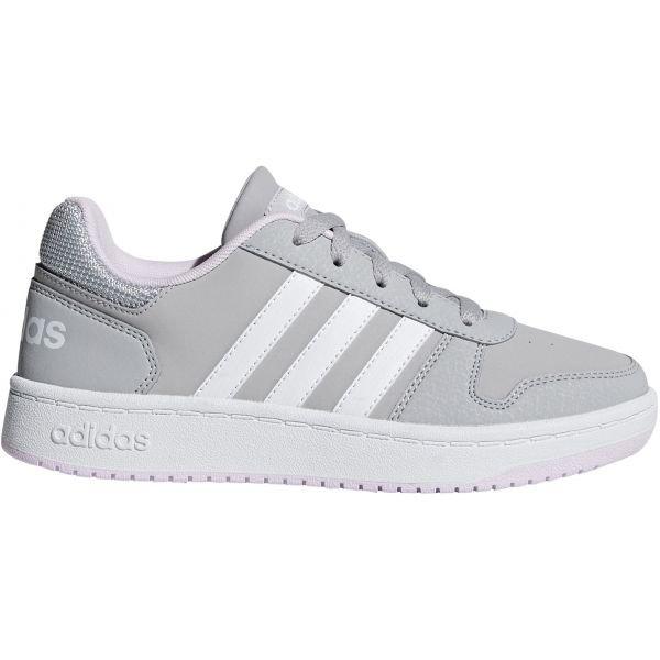 Šedé dětské tenisky Adidas