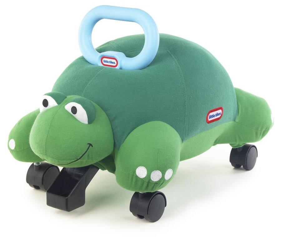 Zelené dětské odrážedlo Little Tikes