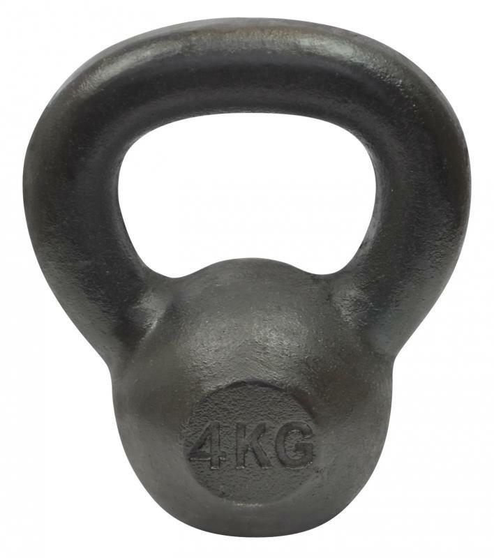 Kettlebell Lifefit - 4 kg
