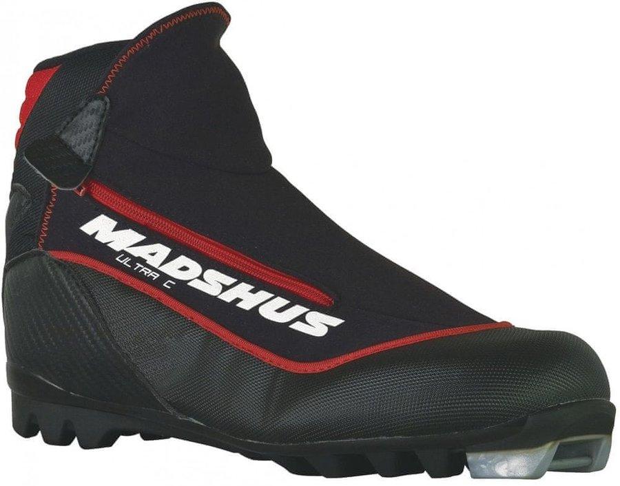 Černé boty na běžky Madshus - velikost 35 EU