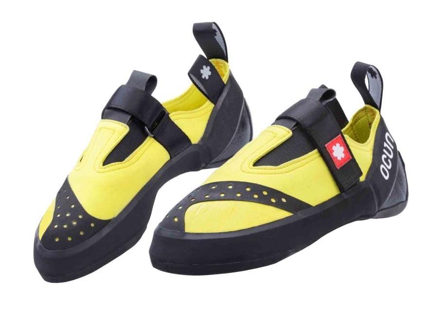 Černo-žluté pánské lezečky Ocún