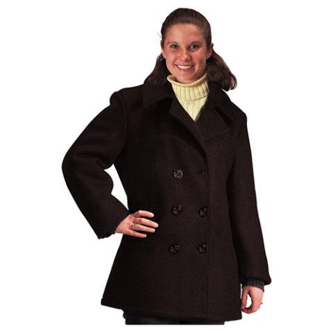 Kabát - Kabát dámský ULTRA FORCE ČERNÝ