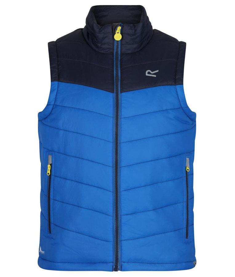 Modrá dětská vesta Regatta