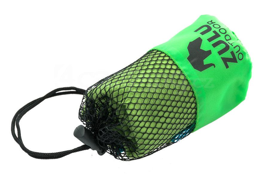 Ručník - Ručník Zulu Light 40x80 cm Barva: zelená