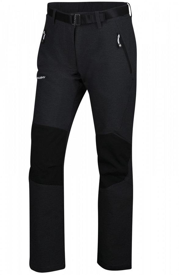 Černé dámské kalhoty Husky - velikost L
