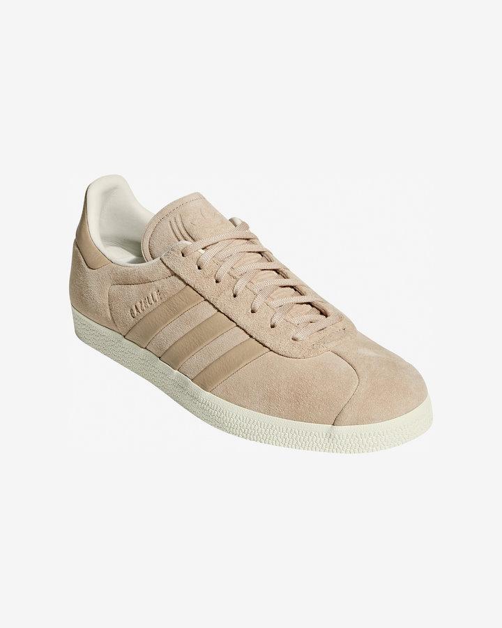 Béžové dámské tenisky Adidas - velikost 46 EU