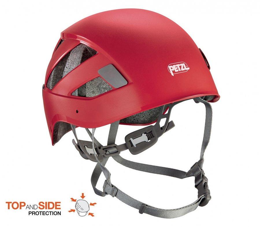 Červená pánská horolezecká helma Boreo, Petzl