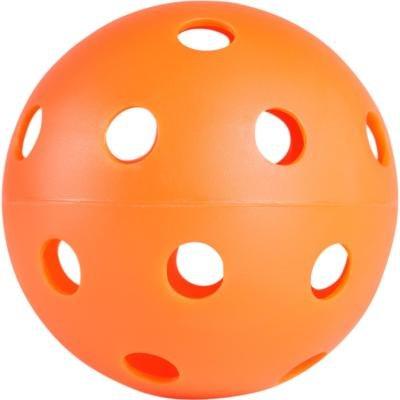Florbalový míček - Oroks Míček NA Florbal 100 Oranžový