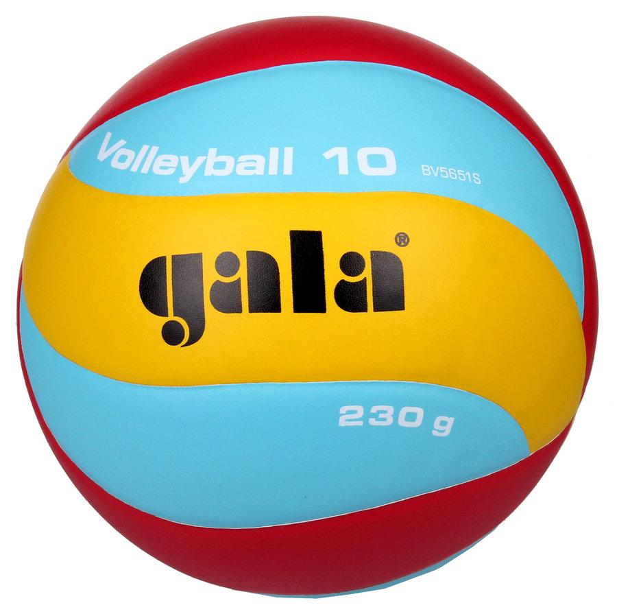 Různobarevný volejbalový míč BV5651S, Gala - velikost 5