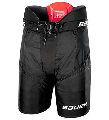 Modré hokejové kalhoty - senior Bauer - velikost XL