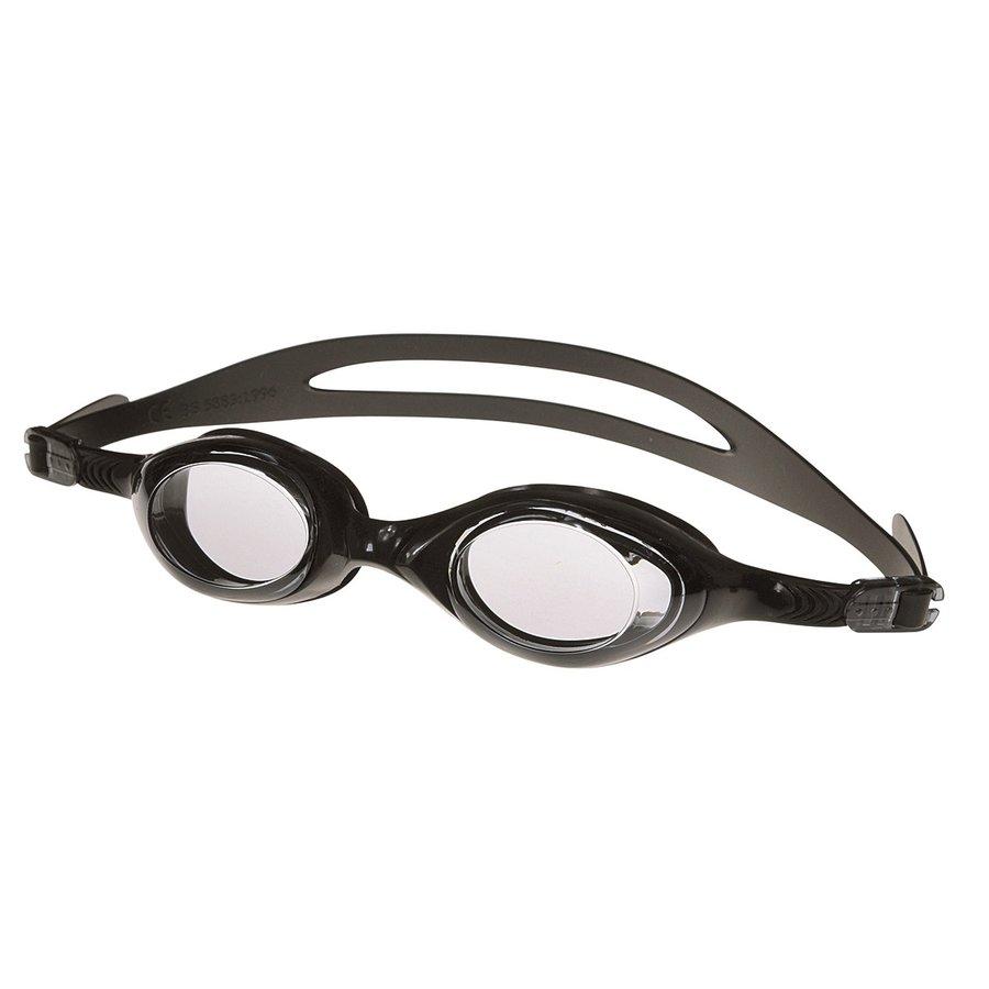 Černé dětské dívčí nebo chlapecké plavecké brýle Z-Ray, Master Pool