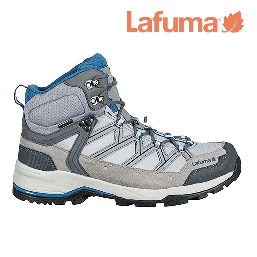 Šedé voděodolné dámské trekové boty AYMARA, Lafuma