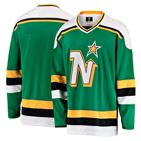 Zelený hokejový dres Fanatics - velikost XXL