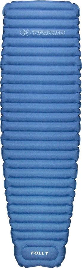Modrá karimatka Trimm - tloušťka 6,5 cm