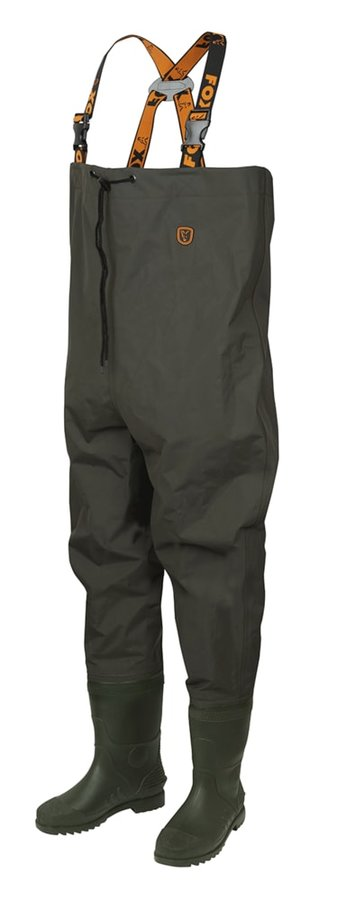 Unisex prsačka Lightweight Green Waders, Fox